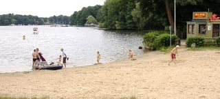 Beach from Bürgerablage